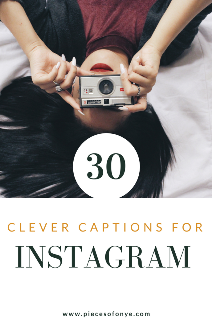 Clever-Captions-For-Instagram